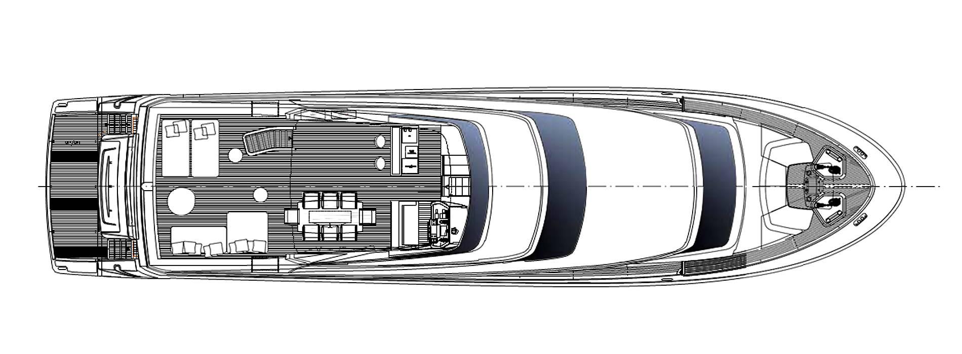 Sanlorenzo Yachts SL96-623 Flying