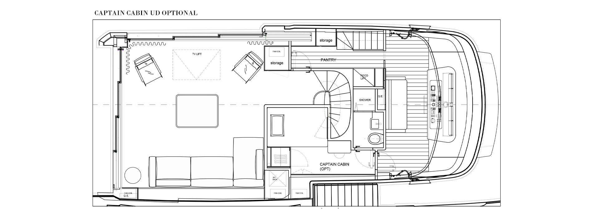 Sanlorenzo Yachts SD118 Detalles
