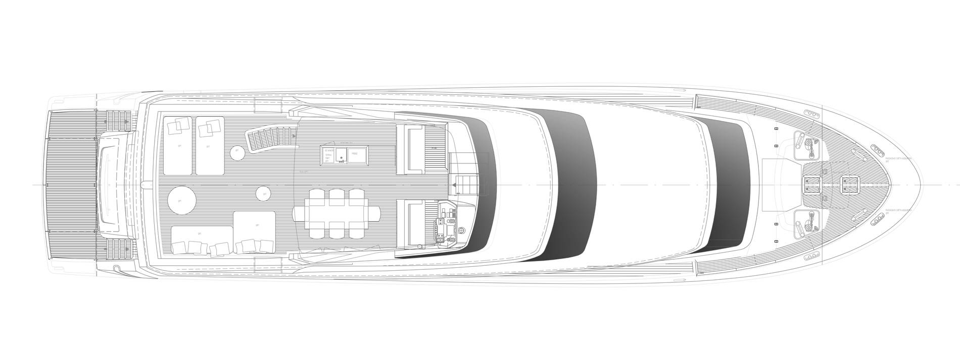 Sanlorenzo Yachts SL96-631 Flying bridge