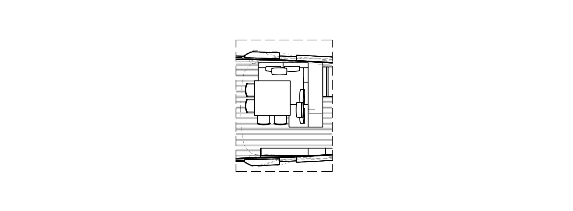 Sanlorenzo Yachts SX76 Detalles Versione Lissoni